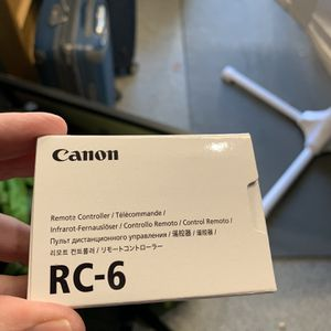 Canon RC-6 Remote - $15 for Sale in Sherwood, OR