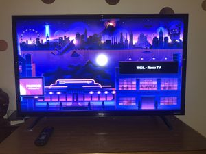 """""""32"""" TCL Roku Tv for Sale in Lynn, MA"""