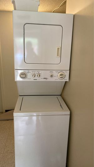 Wash and dryer for Sale in Boston, MA