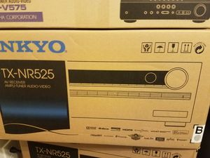 Onkyo TX-NR525 Receiver for Sale in Baltimore, MD