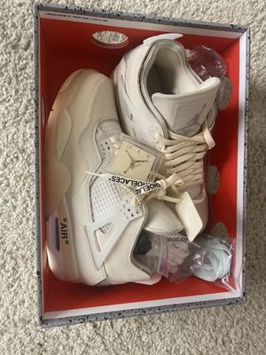 Jordan Off White 4 for Sale in Los Angeles, CA