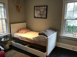Two Room & Board Moda twin beds for Sale in Seattle, WA