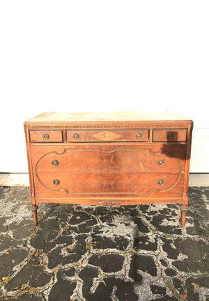 Antique Dresser for Sale in St. Petersburg, FL