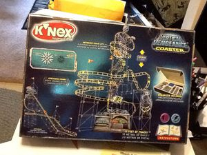 """*NEW* Knex - """"Vertical Vengeance Coaster"""" Building System for Sale in Chippewa Falls, WI"""