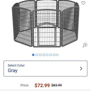 Large Dog Play Yard Play Pen for Sale in Seattle, WA