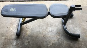 Adjustable bench for Sale in Southington, CT