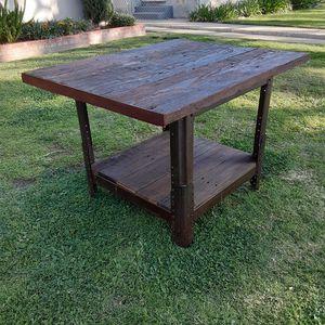FARMHOUSE RUSTIC TABLE for Sale in Long Beach, CA