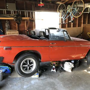 1977 MG for Sale in Seattle, WA