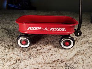 Mini Radio Flyer Metal Red Wagon ( Toy / Doll Accessory ) for Sale in Tamarac, FL