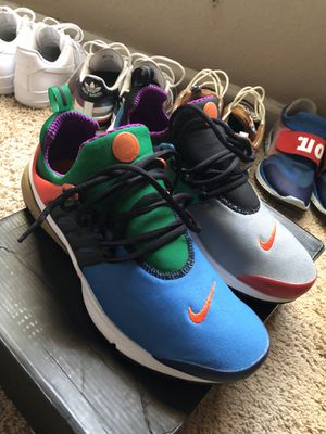 Greedy Presto's Sz.10 for Sale in Houston, TX