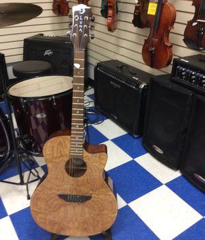 Luna electric acoustic guitar 🎸 for Sale in Arlington, TX