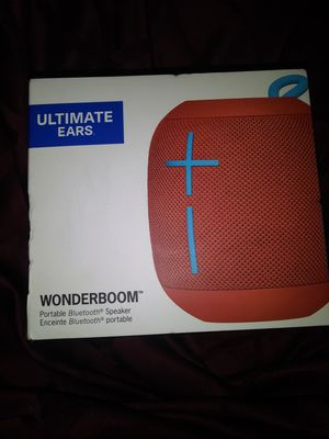 Ultimate Ears Megaboom for Sale in Stockton, CA