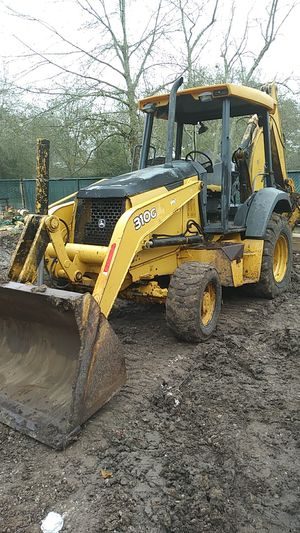 Backhoe services for Sale in Houston, TX