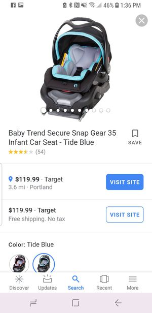 Infant car seat for Sale in Portland, OR