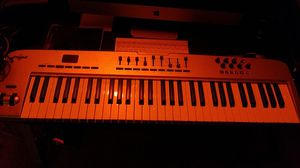 OXYGEN 61 M-audio media keyboard for Sale in Cherry Hill, NJ