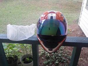Motorcycle Helmet Full face Size L for Sale in Riverdale, GA