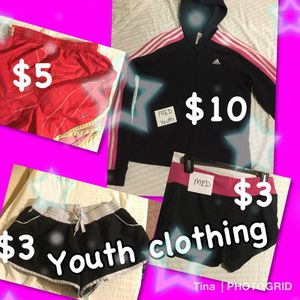 Kids/ youth clothing for Sale in Cincinnati, OH