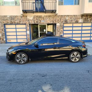 2017 Honda civic coup EXT - 1.5L Turbo for Sale in San Francisco, CA