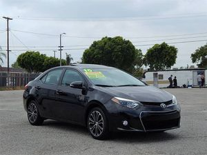 2015 Toyota Corolla for Sale in Los Angeles, CA