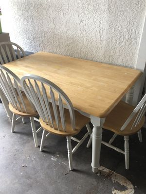 Dining table for Sale in Wichita Falls, TX