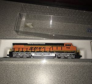 """KATO BNSF ge c44-9w """"swoosh"""" N Scale for Sale for sale  Fort Worth, TX"""