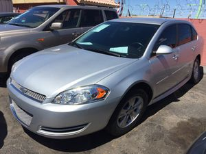 2013 Chevy Impala $500 Down Delivers for Sale in Las Vegas, NV