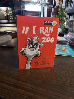 Dr Suess If I Ran The Zoo for Sale in Berwyn,  IL