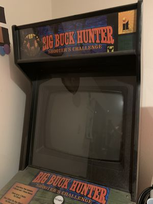 Big Buck Hunter Arcade game for Sale in Snohomish, WA