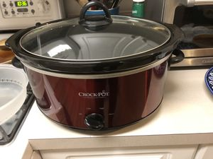 Crock pot for Sale in Herndon, VA