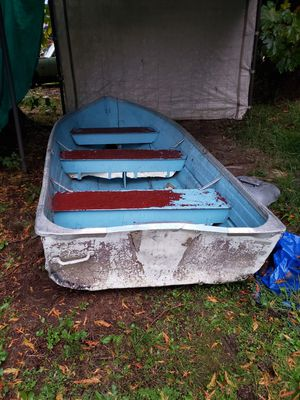 12ft aluminum boat for Sale in Stanwood, WA