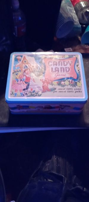 40 $ Candyland lunchbox for Sale in Upland, CA