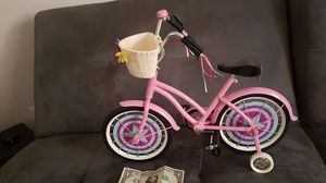 """Our Generation OG Girl 18"""" Pink Metal Bicycle Fits American Girl Dolls too for Sale in Las Vegas, NV"""