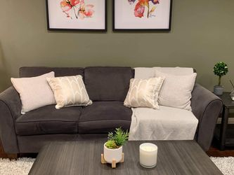 Dark Gray Sofa for Sale in Rosemead,  CA