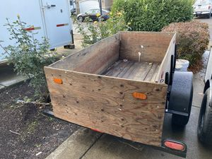 Utility Trailer for Sale in Salem, OR