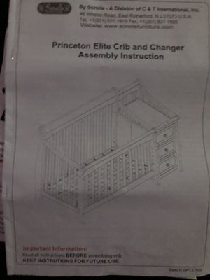 Baby crib for Sale in Fontana, CA