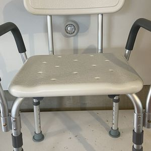 NEW Adjustable Shower Chair for Sale in Plymouth, CT