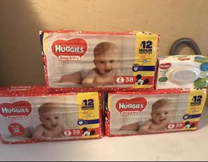 Huggies Bundle for Sale in Fort Pierce, FL