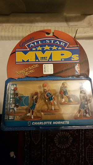 Charlotte Hornets 1997 Edition All Star MVP'S for Sale in Los Nietos, CA