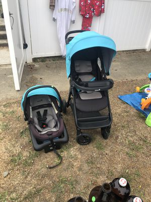 Stroller Car Seat Set for Sale in Tacoma, WA