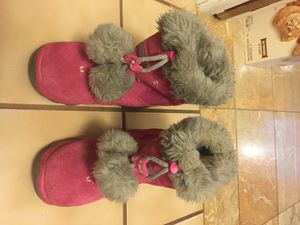 Girls winter boots size 12 for Sale in Winfield, IL