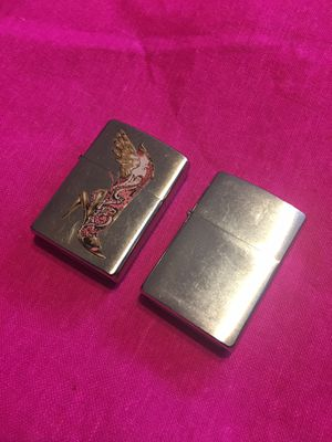 Zippo Lighters for Sale in Raleigh, NC