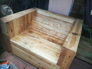 Custom patio furniture made from recycled material for Sale in El Cajon, CA