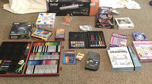 Homeschool School Games Lot Puzzles Telescope Art Drawing CAMP AFTERSCHOOL DAYCARE Telescope Lot for Sale in Atlanta, GA