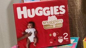 Huggies little Snnuglers size 2 recoger en Vallejo for Sale in Vallejo, CA
