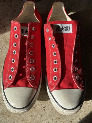 Men's converse size 12 for Sale in St. Peters, MO