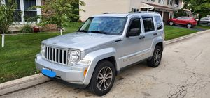 2011 Jeep Liberty 70th Anniversary Edition for Sale in Bolingbrook, IL