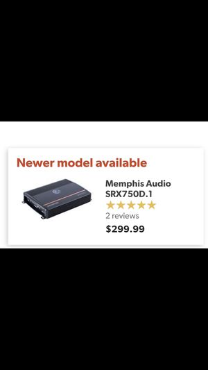 Amplifier Memphis for Sale in Tulare, CA