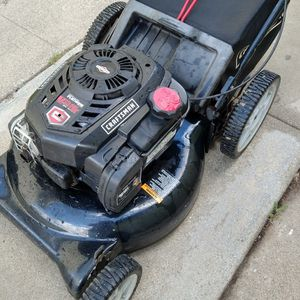 "Craftsman 190cc (21"") (fully maintenance) (ready to mow) Lawn Mower for Sale in Stanton, CA"
