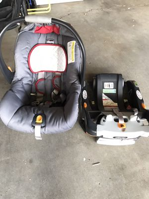 Chicco keyfit 30 car seat for Sale in Gilroy, CA