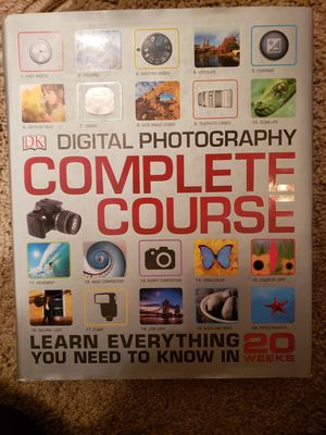 Learn digital photography for Sale in Lincoln, NE